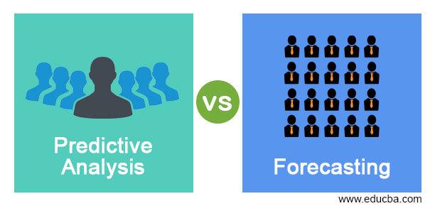 Predictive Analysis vs Forecasting
