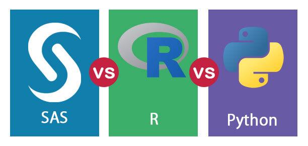 SAS vs R vs Python