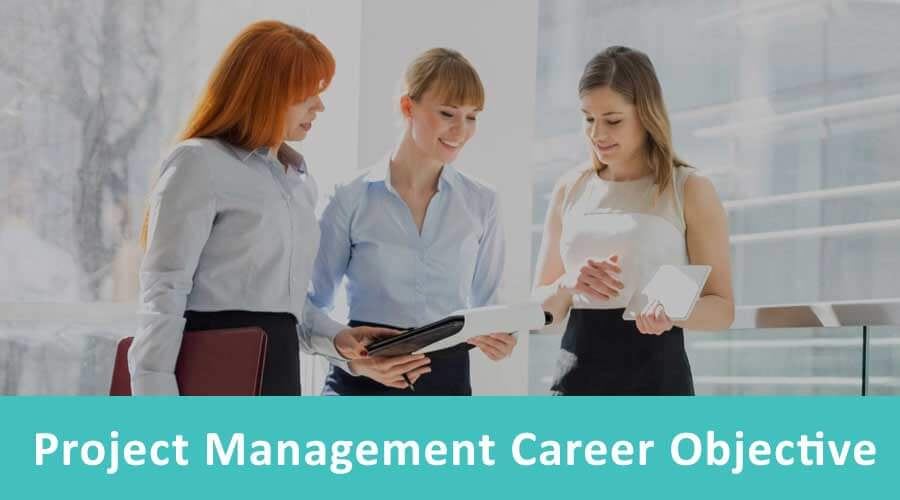 project management career objective