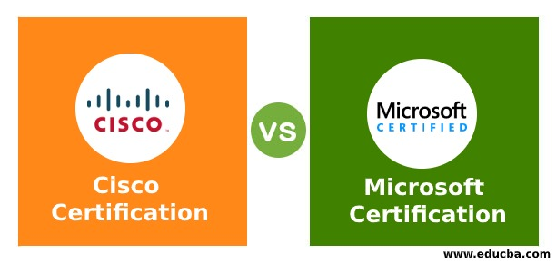 Cisco Certification vs Microsoft Certification