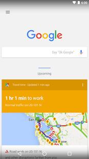 Google Sreen