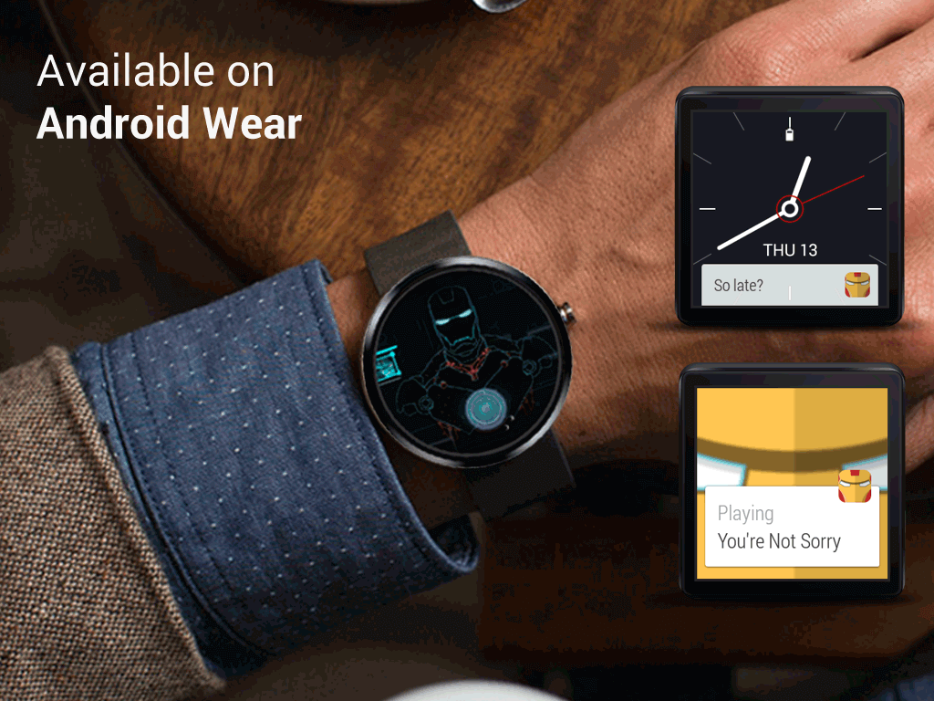 Jarvis for smartwatch