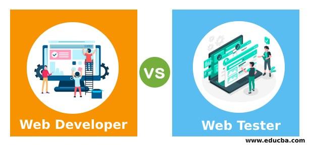 Web Developer vs Web Tester