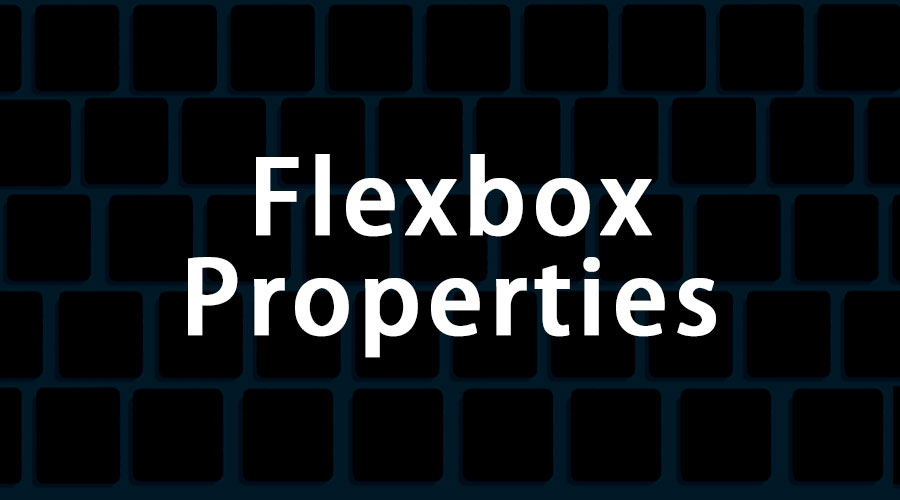 flexbox properties