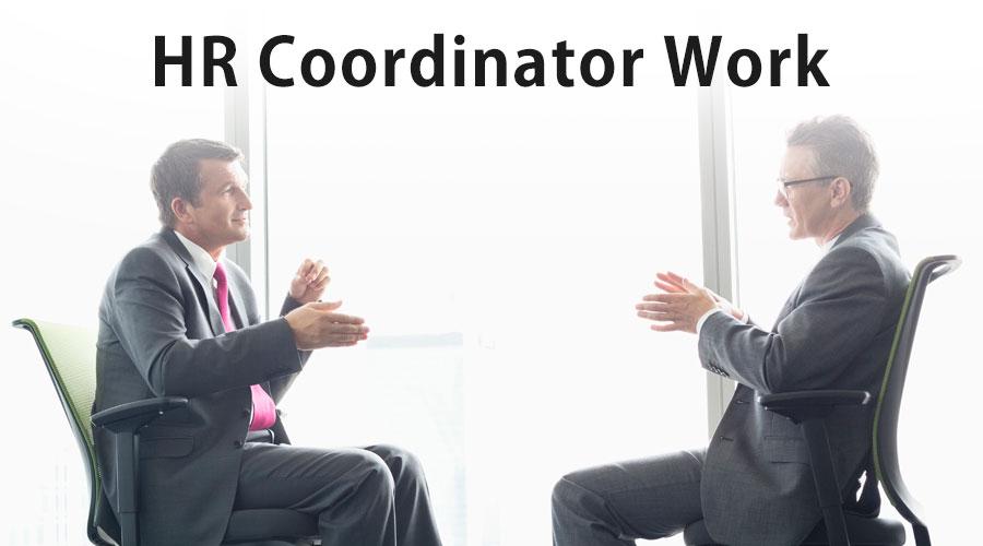HR coordinator Work