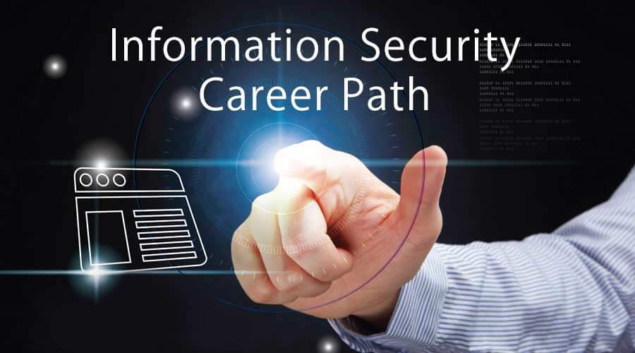 information security career path