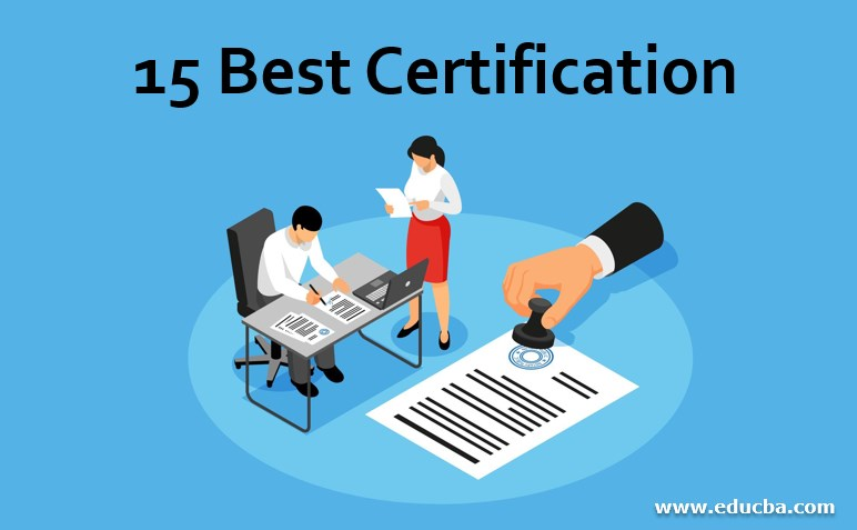 15 Best Certification