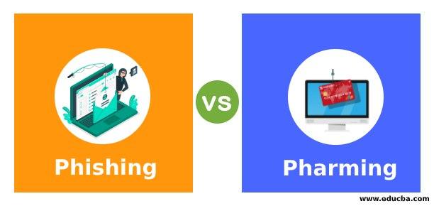 Phishing vs Pharming