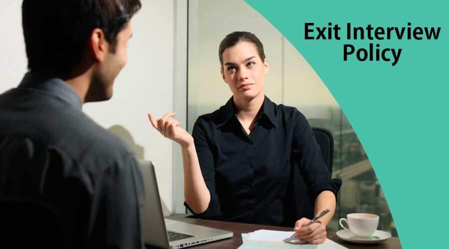 Exit Interview Policy