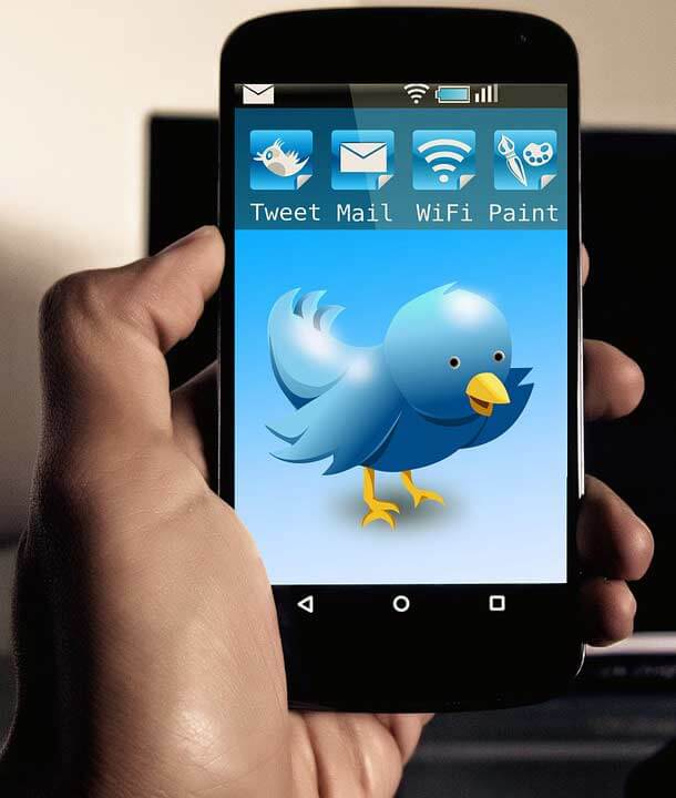 Android Apps Development Tools- twitter