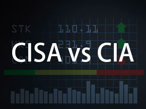 CISA vs CIA - Which One Has a Better Career Scope? | edu CBA