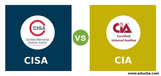 CISA vs CIA