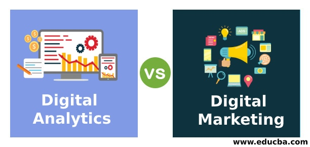 digital analytics vs digital marketing