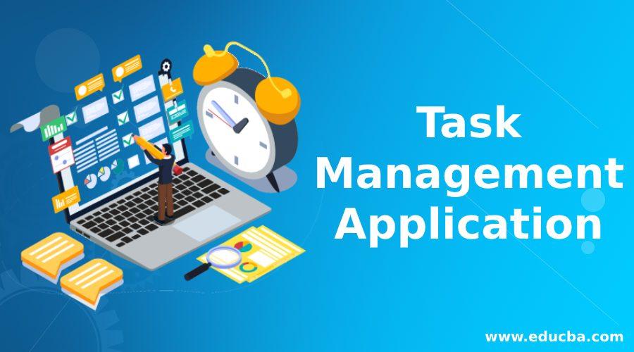 Task Management Application