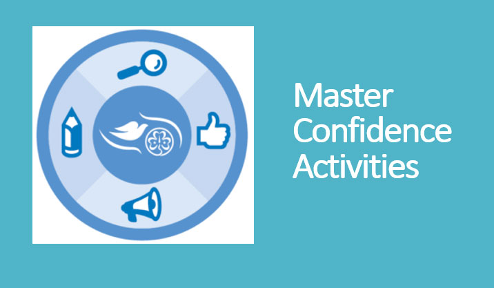 Master Confidence Activities