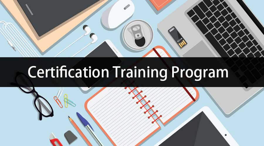 certification training program