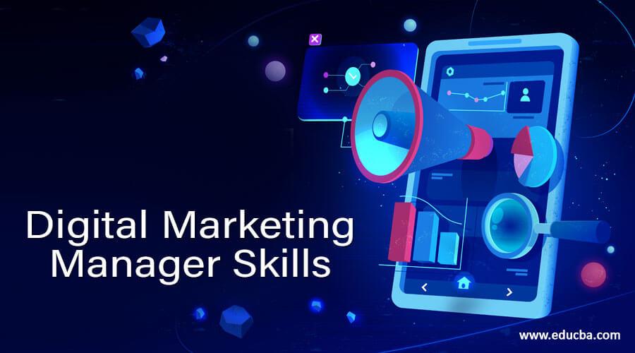Digital Marketing Manager Skills