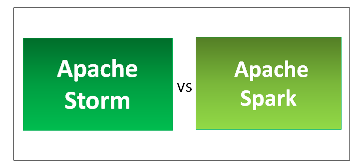 Apache Storm vs Apache Spark