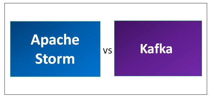 Apache Storm vs Kafka