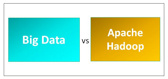 Big Data vs Apache Hadoop