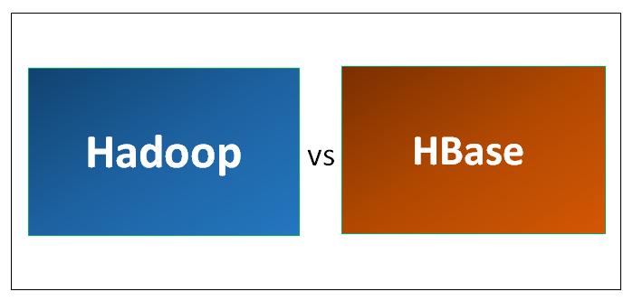 Hadoop vs HBase