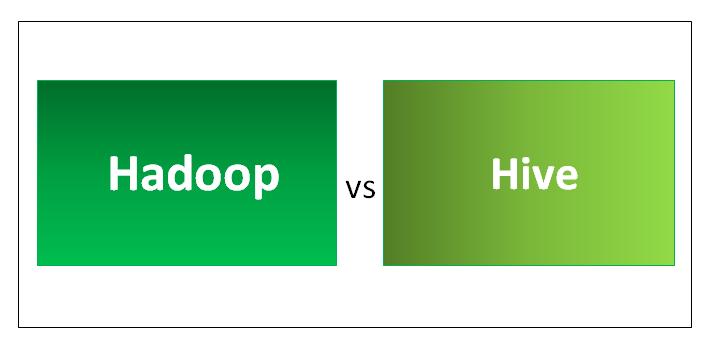 Hadoop vs Hive