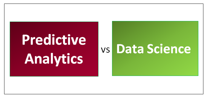 Predictive Analytics vs Data Science