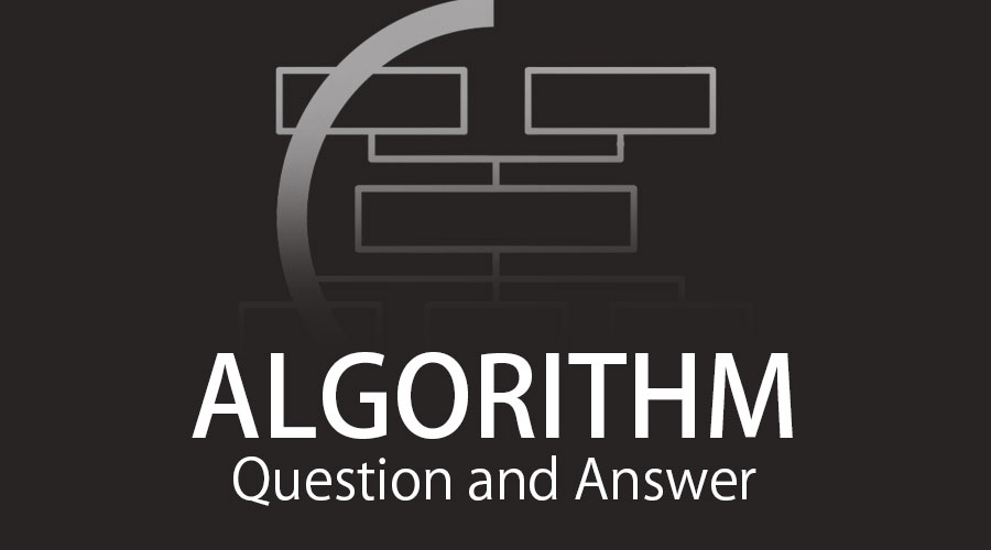 Algorithm Interview Questions