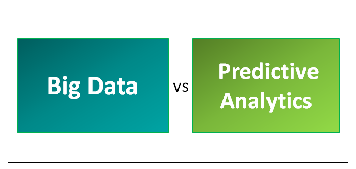 Big Data Vs Predictive Analytics