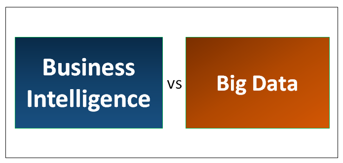 Business Intelligence vs Big Data