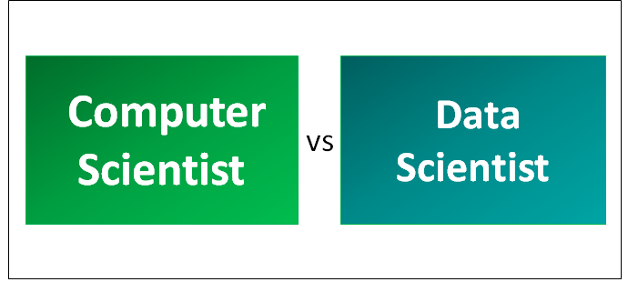 Computer Scientist vs Data Scientist