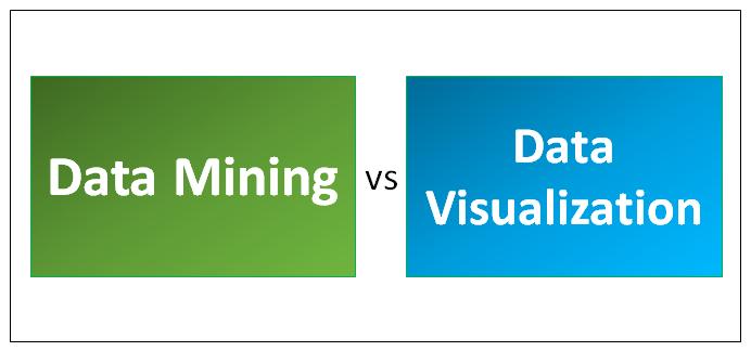 Data Mining vs Data Visualization