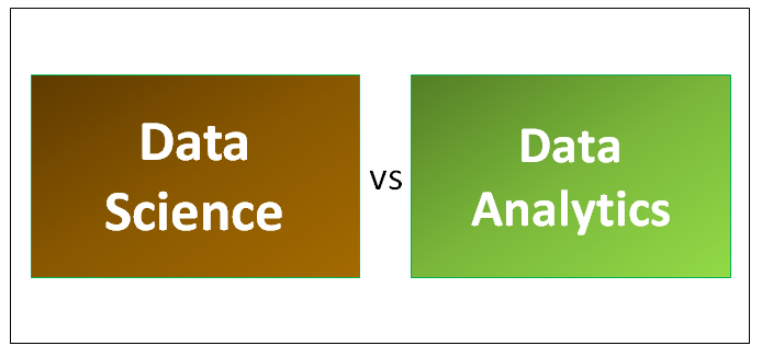 Data Science and Data Analytics