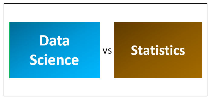 Data Science vs Statistics