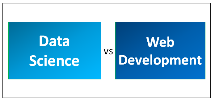 Data Science vs Web Development