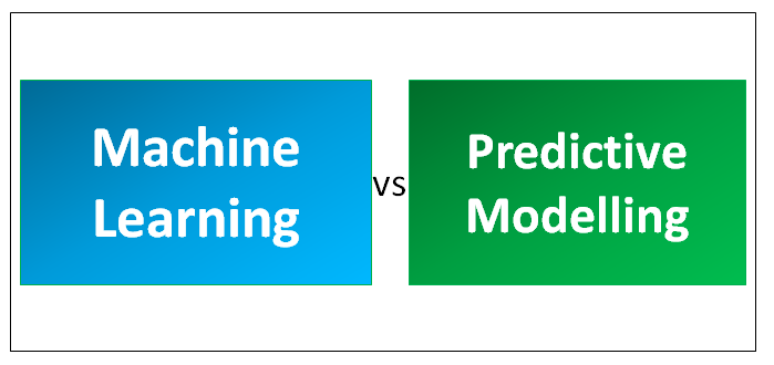 Machine Learning vs Predictive Modelling