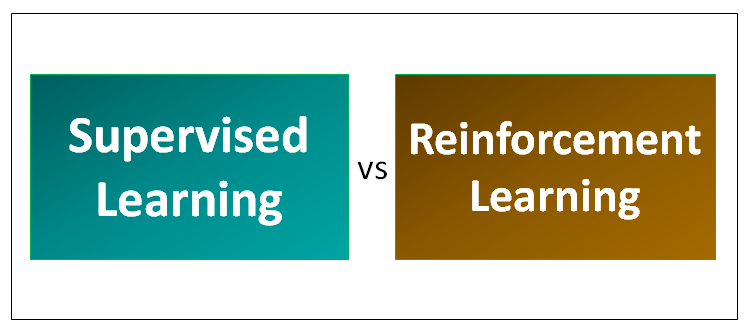 Supervised Learning vs Reinforcement Learning