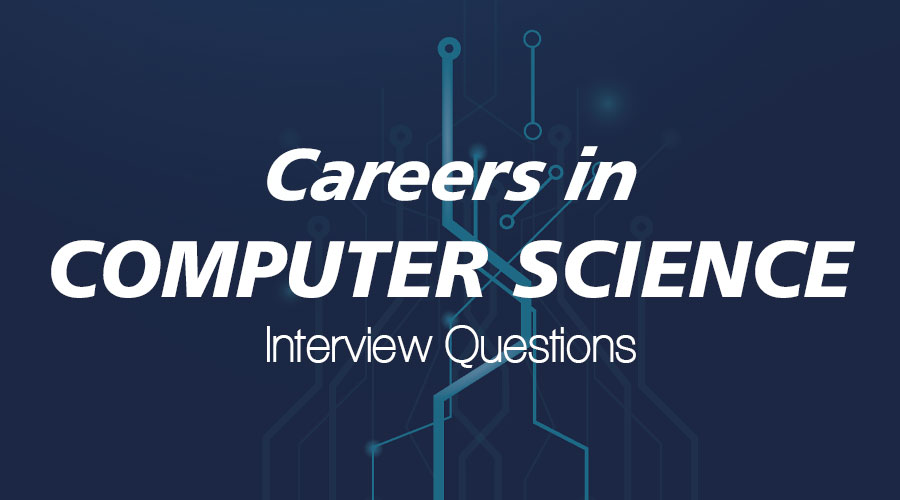 Career in Computer Science