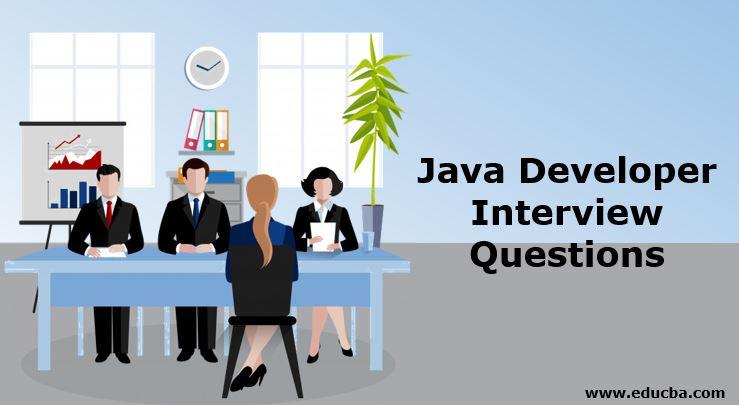 Java Developer Interview Questions