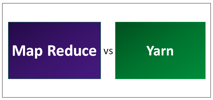 MapReduce vs Yarn