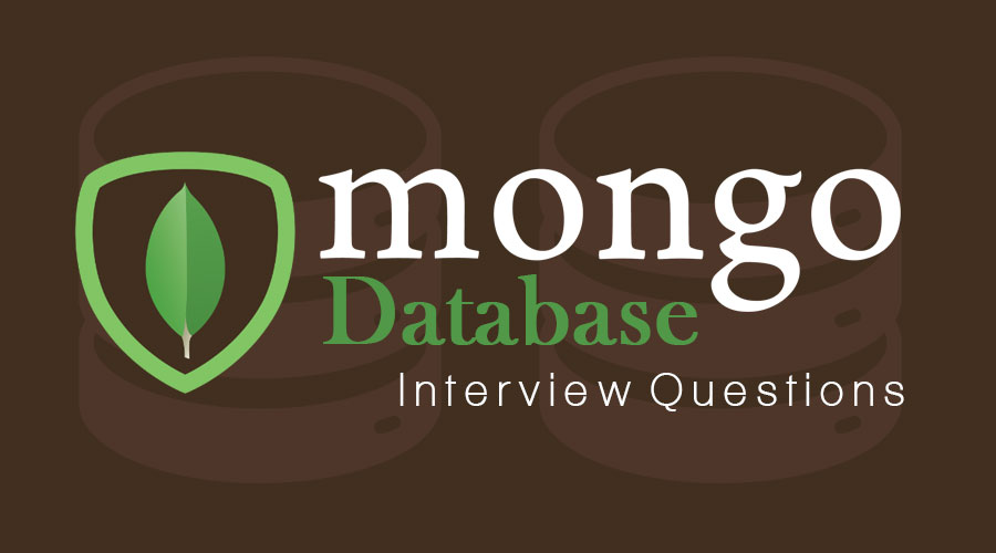 Mongo Database Interview Questions
