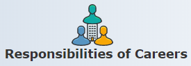 Responsibilities of Careers