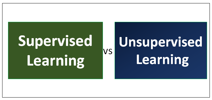 Supervised Learning vs Unsupervised Learning