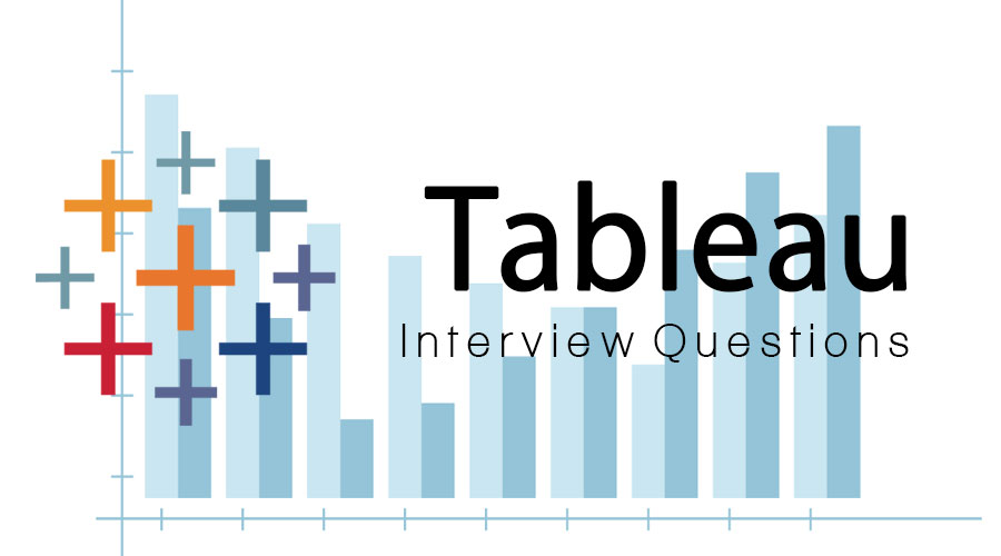 10 Excellent Tableau Interview Questions You Must Know