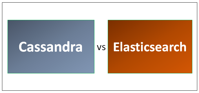 Cassandra vs Elasticsearch