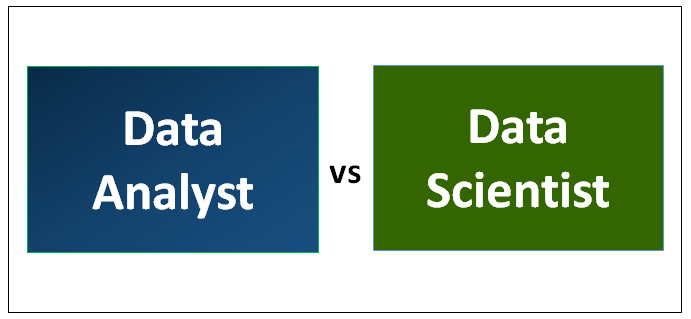 Data Analyst vs Data Scientist