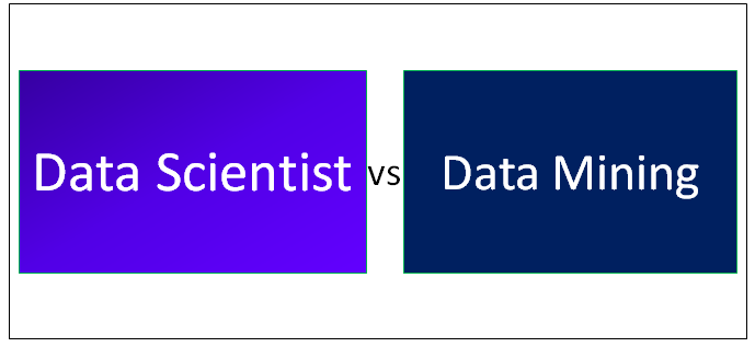 Data Scientist vs Data Mining