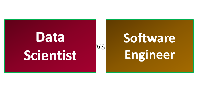 Data Scientist vs Software Engineer