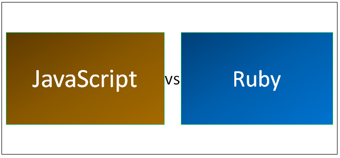 JavaScript vs Ruby
