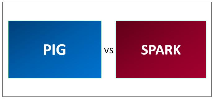 PIG VS SPARK